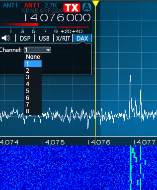 Configuring WSJT-X and SmartSDR for Windows – FlexRadio Systems