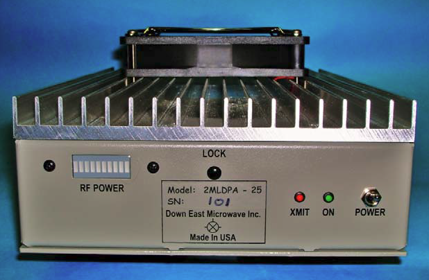 DownEast Microwave 4/2m Power Amps for the FLEX-6700 – FlexRadio Systems