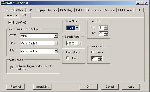 Virtual audio cable настройка