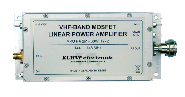 Kuhne Electronics 2m Power Amp for the FLEX-6700 – FlexRadio
